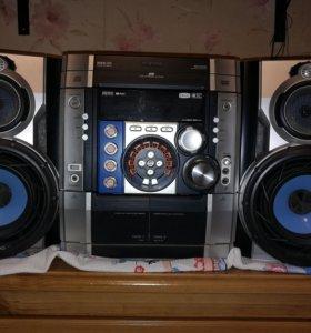Музыкальный центр Daewoo DHC-XD7250