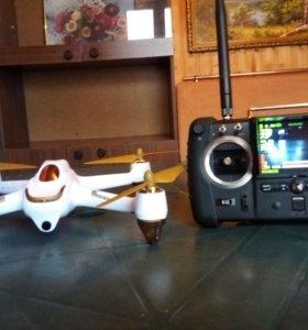 Квадрокоптер Hubsan h501s pro