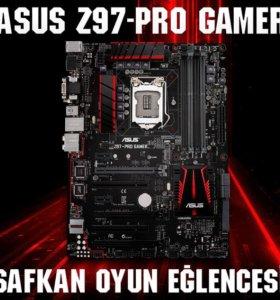 Core i7 4790K+Asus Z97 PRO gamer