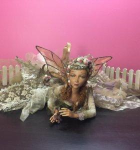 Авторская фарфоровая кукла Wayne kleski