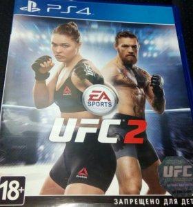 Игра для PS4 UFC2