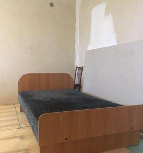 Кровать полторушка