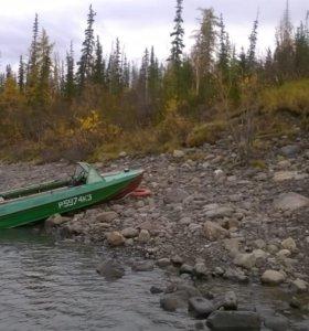 лодка, лодочный мотор