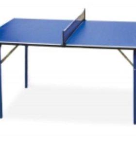 Теннисный стол для самых маленьких