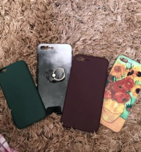 продам чехлы на iphone 7 plus и один на 6/6s