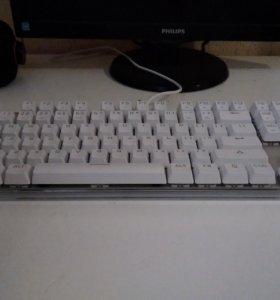 Игровая клавиатура (Механика) с RGB
