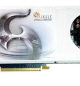 Sparkle GeForce GTX260+ 896Mb 448 bit