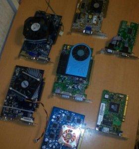 Видеокарта WinFast PX8600GT и пр.