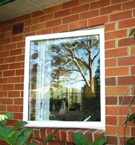 Окно ПВХ с открыванием наружу