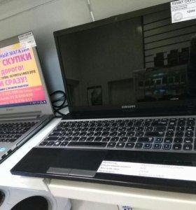 Чёткий, мощный ноутбук Samsung