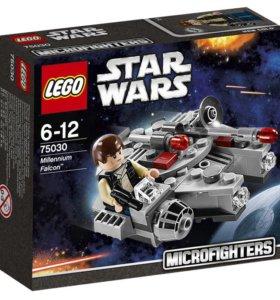 "Lego Microfighters 75030 Star Wars ""Millennium Fal"