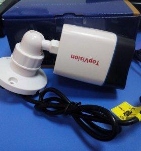 Камеры IP, AHD и аналоговые