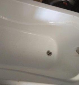 Ванна и умывальник (б/у)