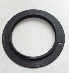 Переходное кольцо с NIKON на Зенит