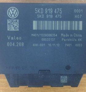 Блок управления парктроников VW VAG 5KD 919 475