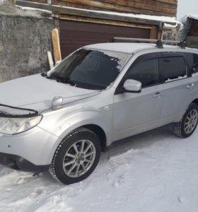 Subaru Forester, 2009