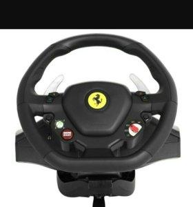 Игровой руль для XBOX 360