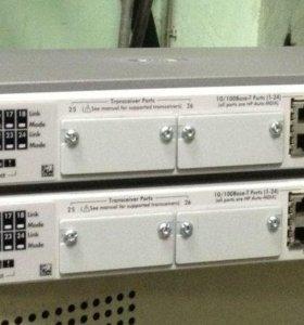 HP Procurve 2524