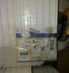 Радиатор DIA NORM C 22-500-2300