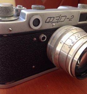 Камера ФЭД-2