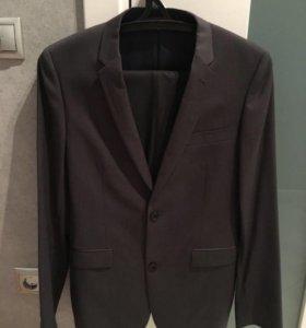 Новый мужской костюм Topman 44-46