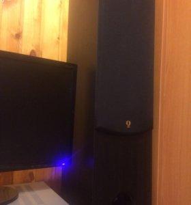 Колонки акустические audio hp-530t 5.1