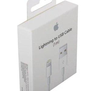 Кабель Apple Lightning/USB (1m) A1480 ORIGINAL