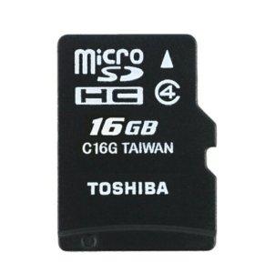 MicrosdHC 16db