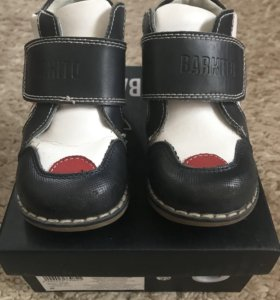 Ботинки 22 размера