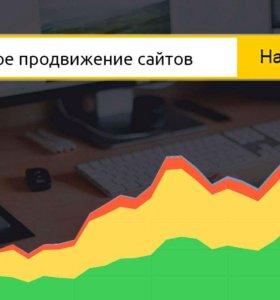 Продвижение сайтов от агентства №1