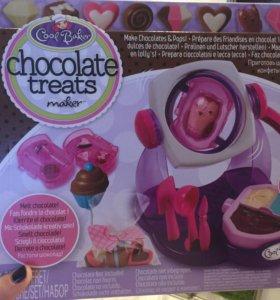 Шоколадная фабрика cool baker