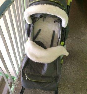 Санки 🛷 коляска