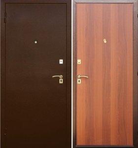 Дверь с завода Й-Ола