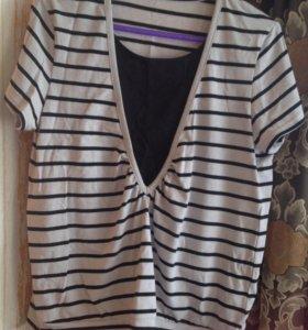 Блуза для кормящих мам