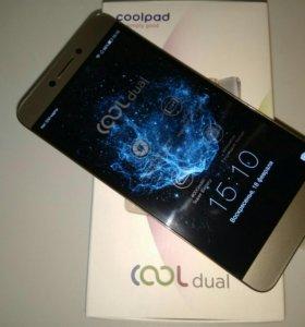 LeEco Coolpad Cool1 (3/32, Gold), новый