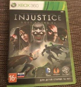 Injustice (Xbox one, Xbox 360)