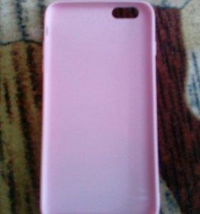 Чехол на iphone 6+ новый !!!