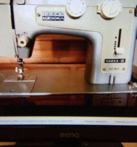 Продам швейную машину Чайка111