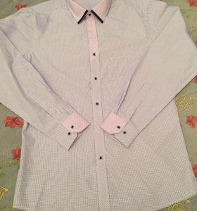 Новая Рубашка хлопок очень красивая