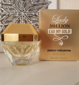 Paco Rabanne 30ml edt оригинал
