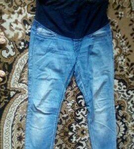 Продаю джинсы для беременной 48-50