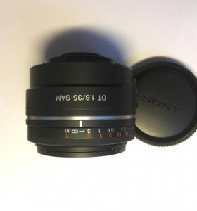 Sony dt 35mm f/1.8