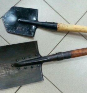 Лопаты армейские