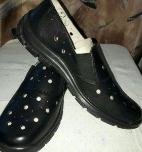 туфли облегченные для военнослужащ