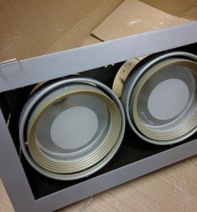 Продам потолочные светильники, лампы, эпра