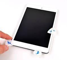 Замена тачскрина на айпаде, ремонт iPad