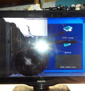 PHILIPS LED LCD рабочие блоки с битых ТВ