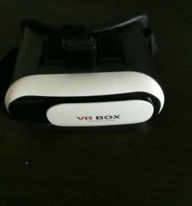 Вертуальные очки VR box