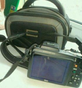 Nikon colpix l120