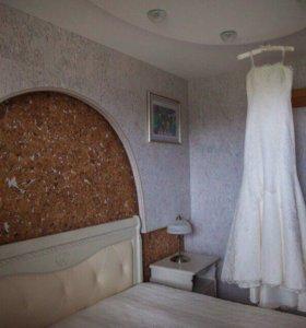 """Платье свадебное """"Рыбка"""""""